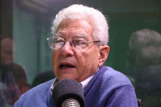 Diego Piñeiro, sociólogo e ingeniero agrónomo / . El Espectador, Enzo Adinolfi