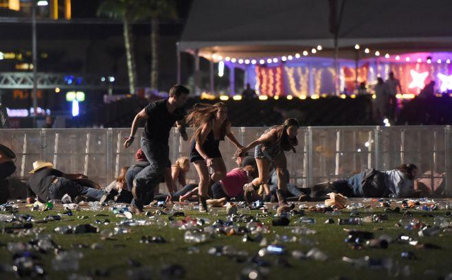 Al menos 58 muertos y más de 500 heridos en Las Vegas