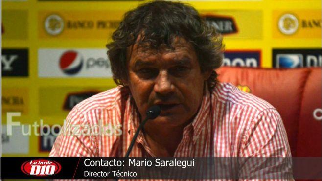 """Mario Saralegui: """"Hay que prepararse para los hechos violentos porque la sociedad siempre fue violenta"""""""