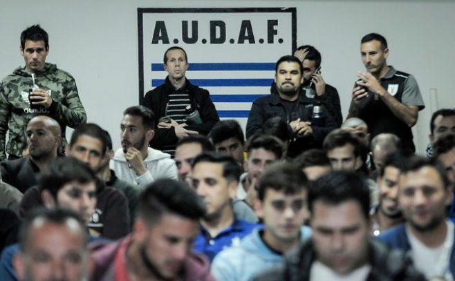 Audaf levantó el paro y vuelve el fútbol