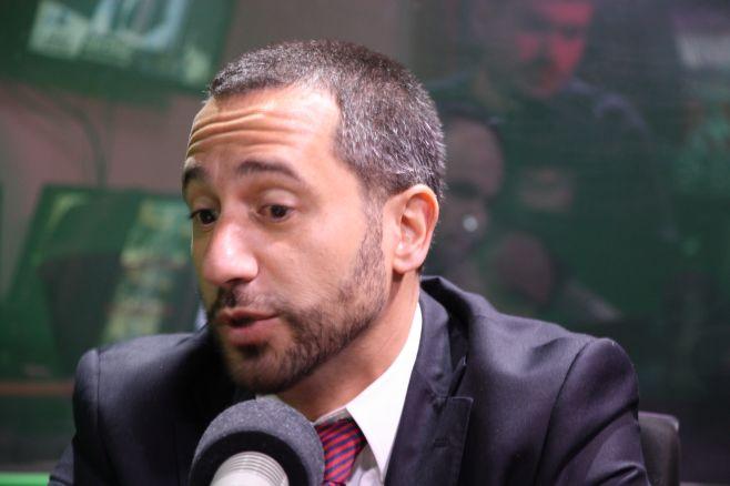 Javier Emicuri, gerente general de Antel / . El Espectador, Enzo Adinolfi