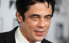 Benicio del Toro se une a campaña de reconstrucción de Puerto Rico tras huracán