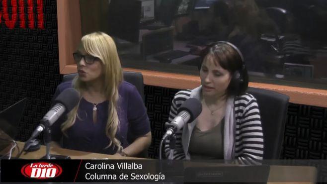 """Carolina Villalba: """"El deseo se refuerza en la necesidad; El amor es una cosa y el deseo es otra"""""""