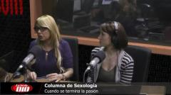 """Carolina Villalba: """"El deseo se refuerza en la necesidad; El amor es una cosa y el deseo es otra�"""