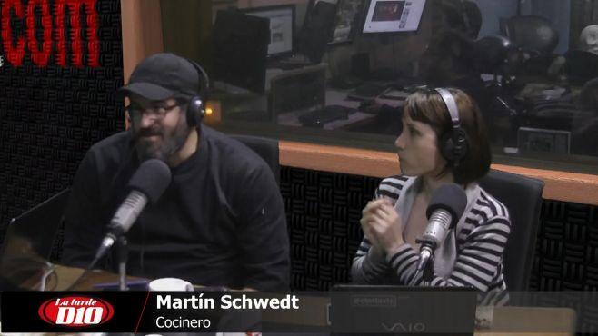 """Martín Schwedt: """"Es más complicado a veces el entorno que las propias estrellas"""""""