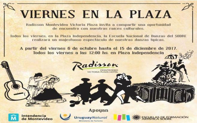 """Radisson Victoria Plaza quiere contribuir a hacer """"latir"""" los géneros musicales y bailables"""