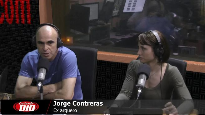 """Jorge Contreras: """"Este partido lo voy a ganar como sea"""""""