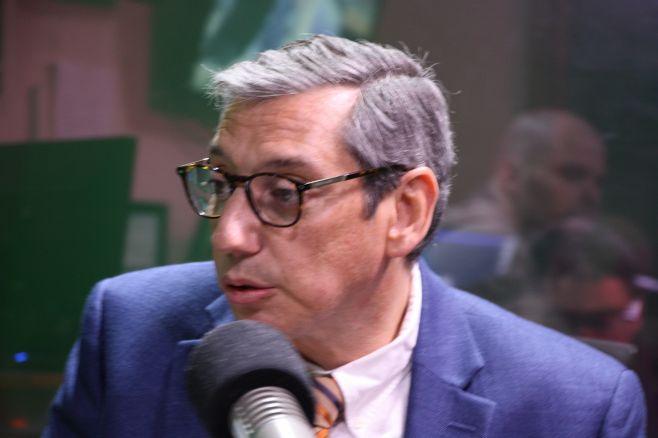 Carlos Enciso, intendente de Florida / . El Espectador, Enzo Adinolfi