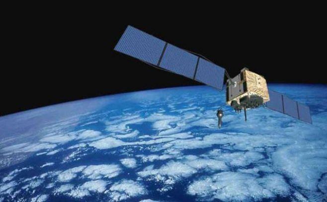 satélite de comunicación cuántica para explorar la teleportación. Imagen ilustrativa.. EFE