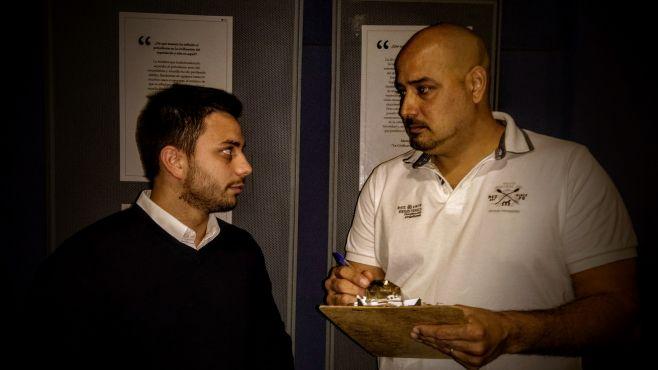 Guliano Chiereghin Y Nicolás Álvarez Moya. J. Sader