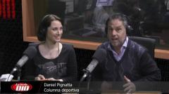 """Daniel Pignatta: """"Uruguay pudo ir al Mundial al contado o en cuotas, y elegimos la financiación�"""