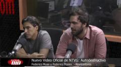 Niko Films y los entretelones del nuevo videoclip de NTVG en 3D