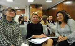 """Ministra Sueca: """"Lo que pasa en Uruguay es importante para la región"""""""