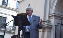 Mario Cayota será nuevamente embajador ante la Santa Sede