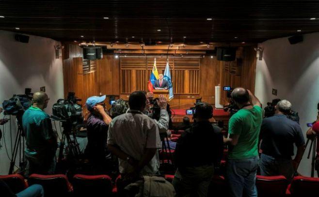 Maduro abrió la posibilidad de retomar el diálogo con la oposición