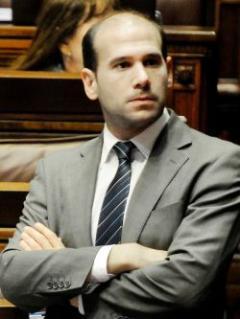 """Martín Lema: El Frente Amplio es """"cómplice"""" de situación en ASSE"""