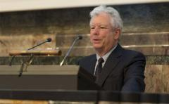 Richard Thaler recibió el premio Nobel de Economía