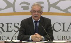 Menéndez anunció importante descubrimiento científico en la Antártida