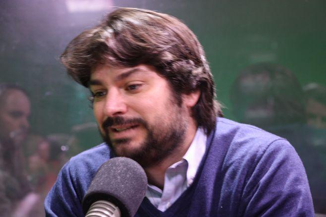 Rafael Piñeiro, doctor en Ciencias Políticas / . El Espectador, Enzo Adinolfi