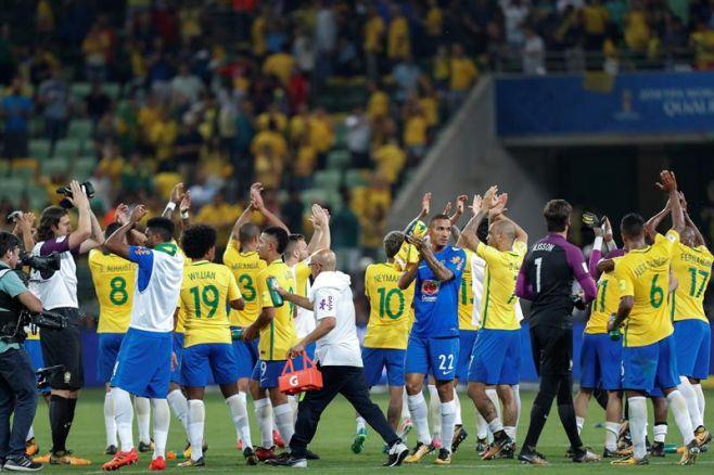 Brasil cerró una eliminatoria soñada y dejó a Chile sin nada