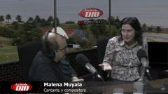 """Malena Muyala: """"Soy defensora que la mayoría de la música proviene de la música árabe�"""