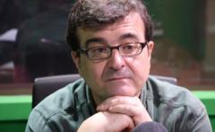 """Javier Cercas: """"Putin está intentando desestabilizar la situación de Cataluña"""""""