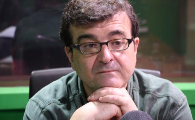 Javier Cercas, escritor español. Foto: Julieta Añon/ El Espectador