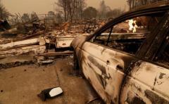 Peor incendio forestal en la historia de California dejó al menos 35 muertos