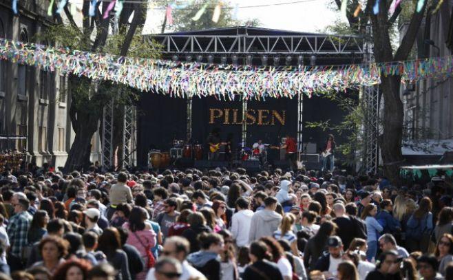 Diez mil personas asistieron al festival organizado por Pilsen el Día del Patrimonio