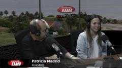 """Patricia Madrid: """"Sendic renuncia porque el Frente Amplio entendió que no tenía que estar más como vicepresidente�"""