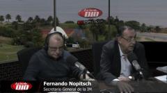 """Fernando Nopitsch: """"El transporte está en una crisis profunda�"""