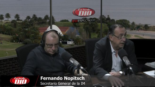 """Fernando Nopitsch: """"El transporte está en una crisis profunda"""""""