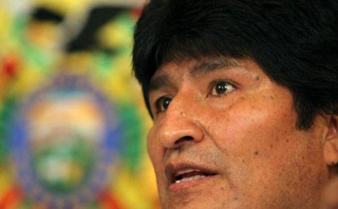 """Evo Morales: """"invasión europea"""" de 1492 trajo """"muerte"""" y """"saqueo"""""""