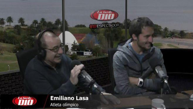 """Emiliano Lasa: """"El 2016 fue el mejor de mi carrera"""""""