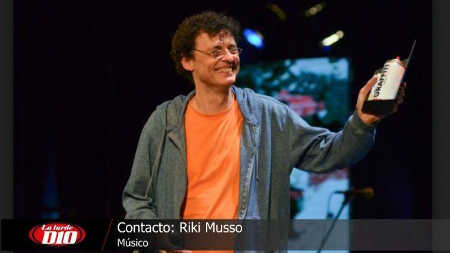 """Riki Musso: """"El Cuarteto de Nos era muy formal musicalmente y artísticamente"""""""