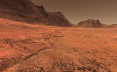 Las imágenes de Marte en alta definición captadas por la NASA