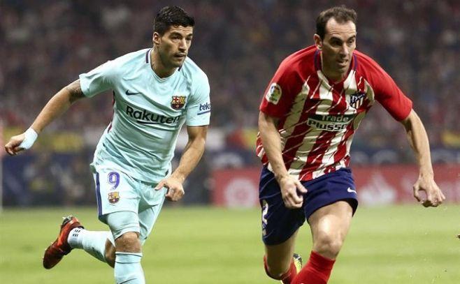 El Barcelona sale vivo del Wanda y Cristiano acerca al Madrid; Valencia escolta