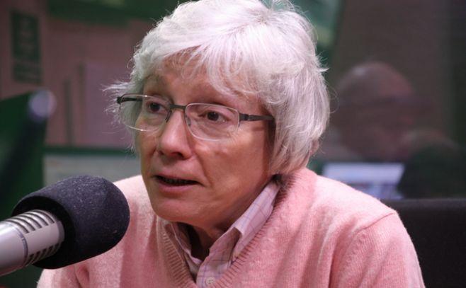 María Simón, decana de Facultad de Ingeniería / . El Espectador, Enzo Adinolfi