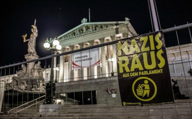 La ultraderecha se convierte en el socio clave para gobernar Austria