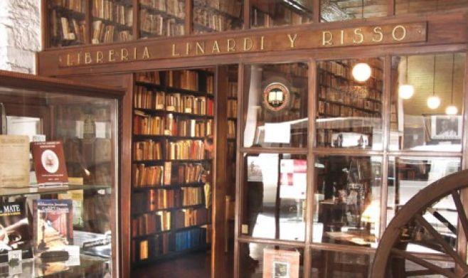 Conversaciones con libreros. Linardi y Risso.