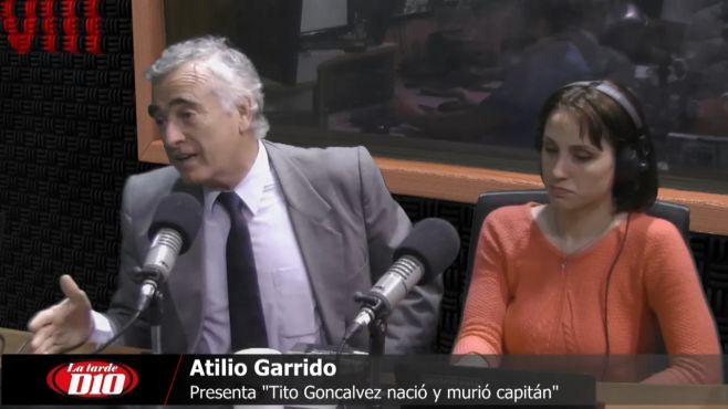 """Atilio Garrido: """"La única verdad del fútbol son los jugadores"""""""