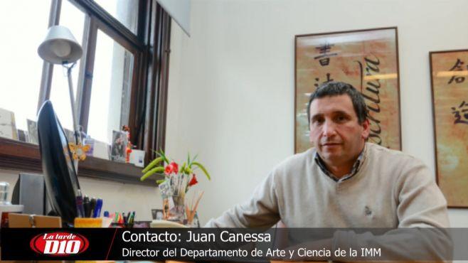 "Juan Canessa: ""Villa Dolores se va a reabrir como parque urbano"""