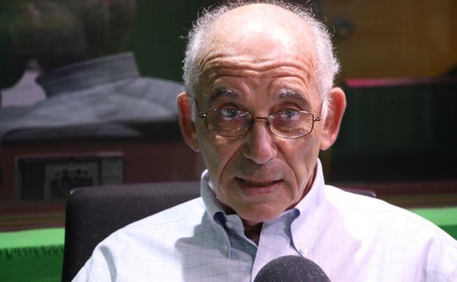 Israel Buszkaniec, el presidente del Comité Central Israelita del Uruguay. Foto: Julieta Añon/ El Espectador