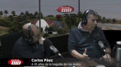 """Carlitos Páez Vilaró: """"Esta historia es muy grande, y se recuerda permanentemente�"""