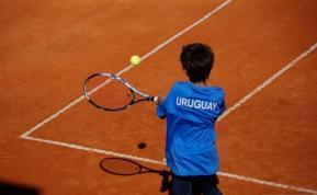 Más de 400 jóvenes tenistas participarán en Uruguay en torneo internacional