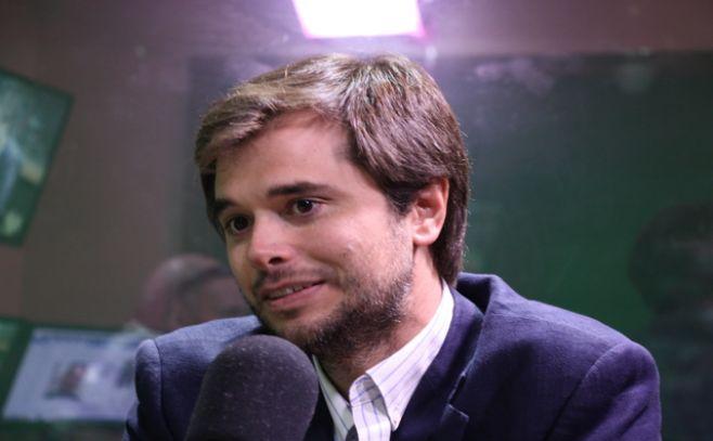 Francis Raquet, director de Ventus / . El Espectador, Enzo Adinolfi