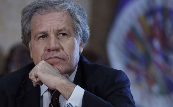 """Expresidentes respaldan """"clara visión"""" de Almagro sobre Venezuela"""