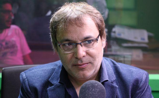 Gabriel Rolon, psicoanalista. Foto: Julieta Añon/ El Espectador