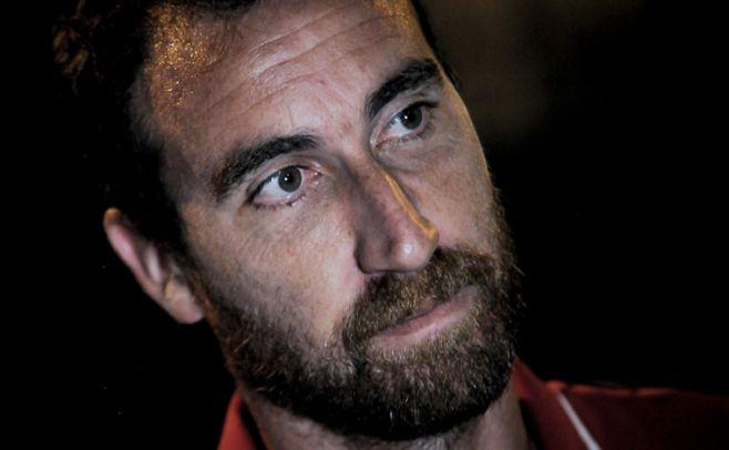 Michael Etulain, futbolista integrado al movimiento .  Foto: Javier Calvelo/ adhoc