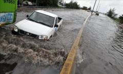 Rutas cortadas en Artigas, Durazno y Rivera por el desborde de ríos y arroyos